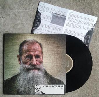 VERBRANNTE ERDE - IV  LP