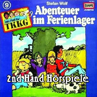 2nd hand hörspiele