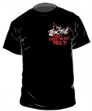How About we eat You (Pocketprint) Girlie-Shirt