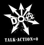 D.O.A. - Talk - Action = 0 CD