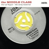 The Middle Class - Out Of Vogue: The Early Material Lp (farbig!)