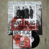 Anti-Flag - the general strike LP + MP3 + Poster