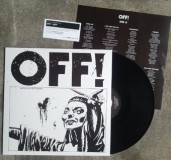 Off! - s/t LP + MP3