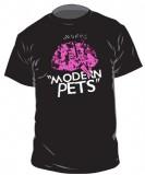 Modern Pets - EP Cover exclusiv(!) TShirt