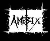 Amebix (Schirftzug) - Aufnäher