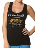 Knochenfabrik (Ameisenstaat) Orange Tank Top