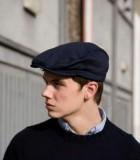 Driver Cap (Gatsby) schwarz