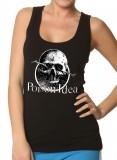 Poison Idea Skull Groß - Tank Top Girl