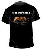 Knochenfabrik (Ameisenstaat) Orange T-Shirt