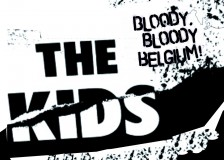 The Kids - bloody belgium Aufnäher