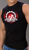 Alerta Antifascista - Muscle Shirt