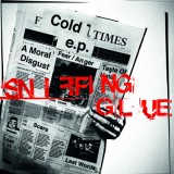 Sniffing Glue - cold times 12 -black Vinyl+Poster, mp3, Booklet
