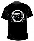 Refugees Welcome - T-Shirt (grosses Logo)