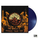 Baboon Show - The World Is Bigger Than You Lp + MP3 (farbig!)