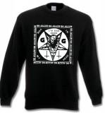 GG Allin - Enemy groß Sweat Shirt