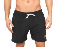 Block Swim Shorts black