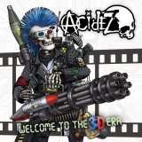 Acidez - Welcome To The 3D Era Lp + 3D-Brille (farbig!)
