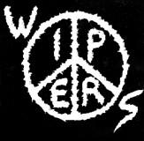 Wipers (Logo) Aufnäher
