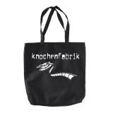 Knochenfabrik - Filmriss Stoffbeutel