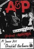A+P Konzert Poster (5 Stück)