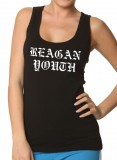 Reagan Youth logo Tank Top