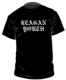 Reagan Youth logo TShirt