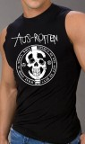 Aus-Rotten - left to buy Muscleshirt