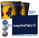 Knochenfabrik - Ameisenstaat CD Special Edition