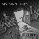 Dividing Lines - Gone LP+MP3 black