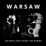 Warsaw - An Ideal For Living: The Demos Lp