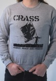 Crass (Flag) blackprint - Sweatshirt