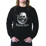 Poison Idea Skull Groß - Sweatshirt