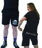 Poison Idea - Skull Shorts