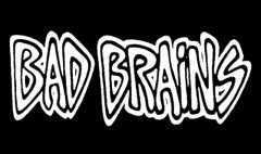Bad Brains Aufnäher