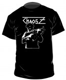 Chaos Z - Cop (whiteprint) TShirt