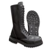 Phantom-Boots black 14 Loch