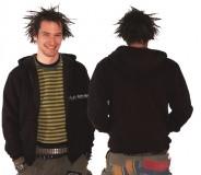 Aus-Rotten - Logo Pocketprint - Zipper