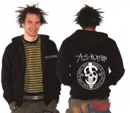 Aus-Rotten - left to buy Zipper