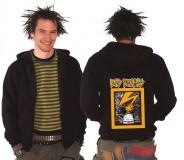 Bad Brains - (Capitol ORANGE) Zipper