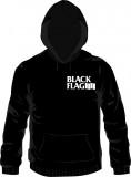 Black Flag - (Logo/Brust) Kapuzenpullover