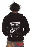 Chaos Z - Cop (whiteprint) Zipper