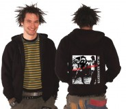 Dead Kennedys (holiday in cambodia) Zipper