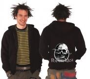 Poison Idea Skull Groß - Zipper