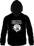 Septic Death Hand Motiv - Kapuzenpullover