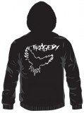 Tragedy (bird) Motiv Kapuzenpullover