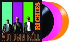 Richies - Autumn Fall (orange Vinyl)  Lp