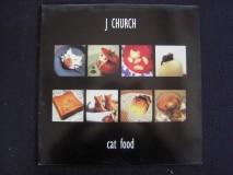 J Church - Cat Food