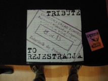 V.A. - Tribute To Rejestracja