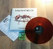 Knochenfabrik - Ameisenstaat LP (brown Vinyl)
