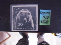 Go! - There Is No Man.